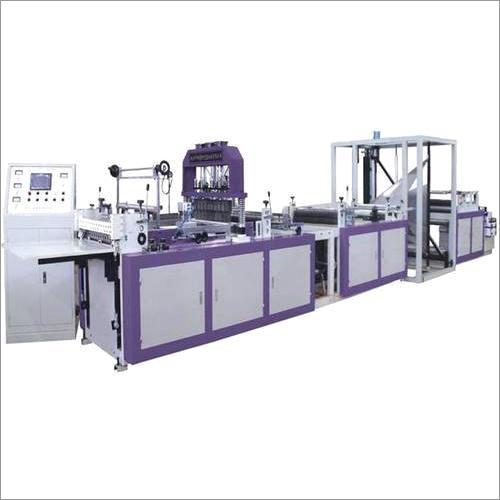 Automatics Non Woven Plastic Bag Making Machine