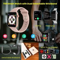 T55 Smart watch with Dual Belt