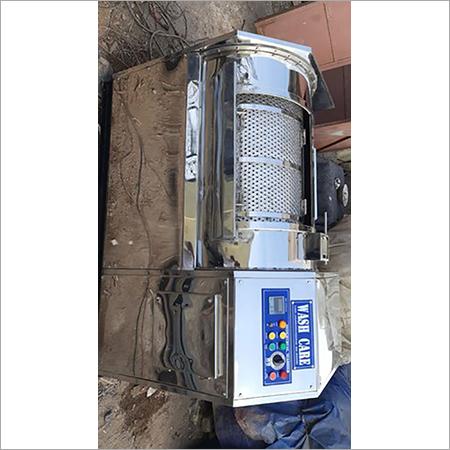 Top load industrial washing machine