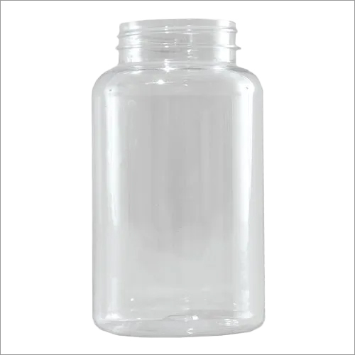 1000 ml Transparent Plastic PET Jar