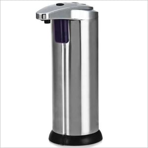 Stainless Steel Automatic Touch less Soap Dispenser