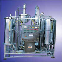 SS Carbonated Soft Drink Plant