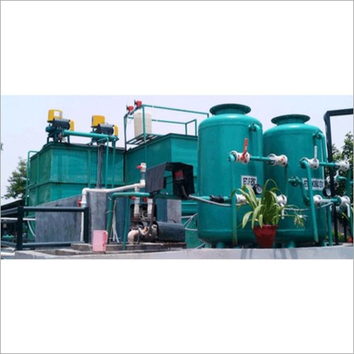 Domestic Sewage Water Treatment Plant