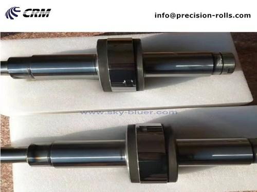 Micro High Precision Rectangular Wire Roller