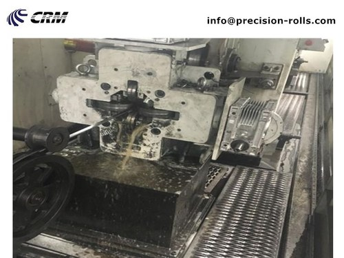 Gl Series Cold Rolling Die For Flat Wire Rolling Machine