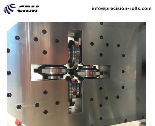Glwa-120 Cold Rolling Cassette For Square Wire