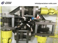 WGZ 4 Hi Universal Rolling Mill