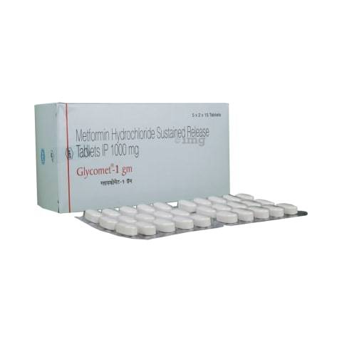 Metformin HCl Tablets