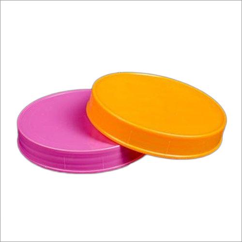 Plastic Round Jar Cap