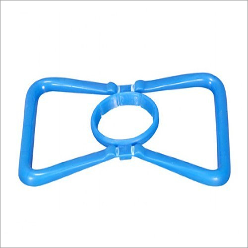 Plastic Butterfly Handle With Cap