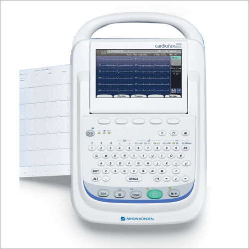 ECG-2350 Electrocardiograph Machine