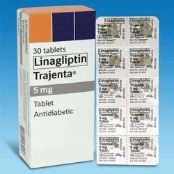 LINAGLIPTIN 5 Tablets