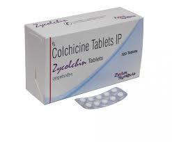 C0LCHICINE .5MG Tablets