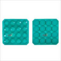 Silicone Rubber Soap Mold 50 gm Diamond 16 Cavities