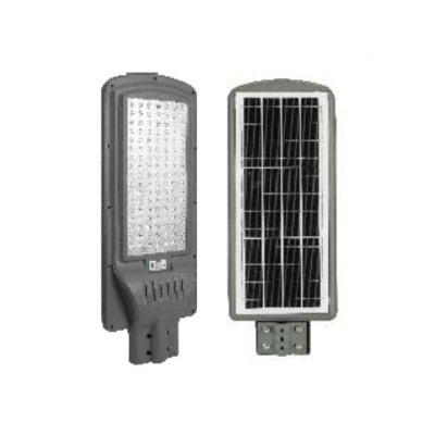 Solar Integrated Street Lights