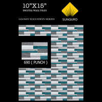 690 Digital Wall Tiles