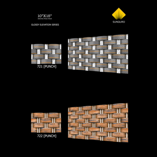721-722 Glossy Elevation Tiles