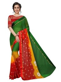 Ladies Designer Shiffon Saree