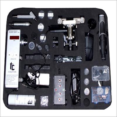 In-Situ Metallography Kit