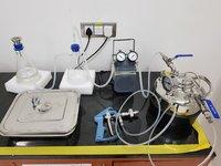 Particle Mass Analysis - Gravimetry Method (Millipore Analysis)