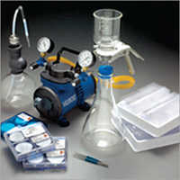 Cleaning Of The Components And Extraction Of Contamination