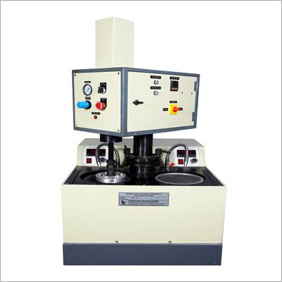Automatic Metallography Double Disc Polishing Machine