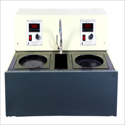 Double Disc Grinding And Polishing Machine