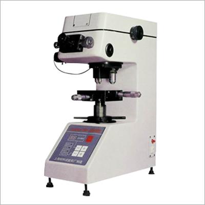 Manual Microhardness Tester