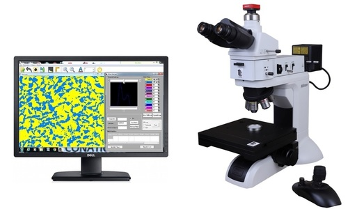 Fully Automatic Metallurgical Microscope