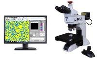 Metallography analysis system