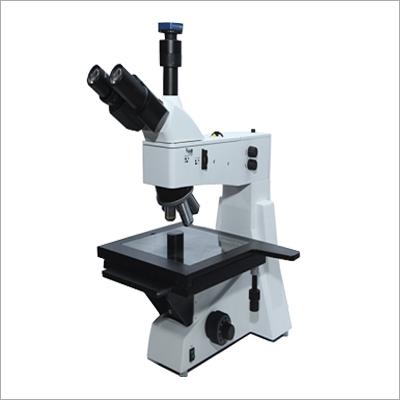 Bright And Dark Field Metallurgical Microscope