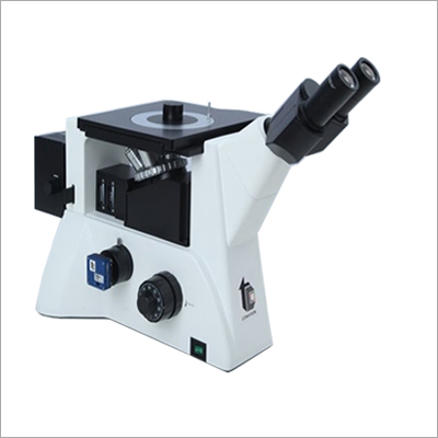 Inverted Bright And Dark Field Metallurgical Microscope