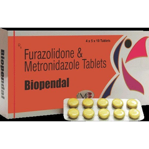 Furazolidone And Metronidazole Tablet