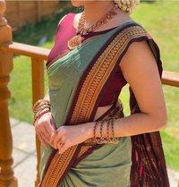 Designer Banarasi Jacquard Saree