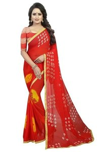 Present New Shiffon Saree