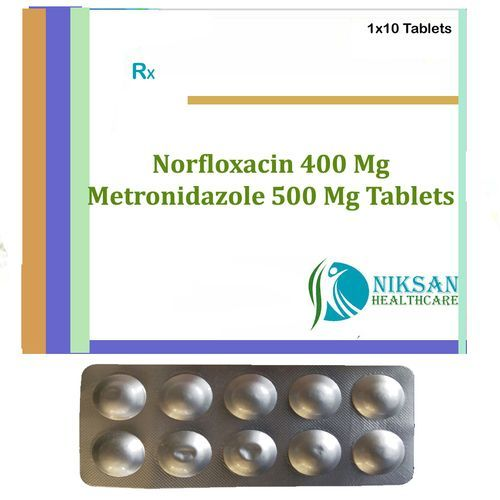 Norfloxacin And Metronidazole Tablets