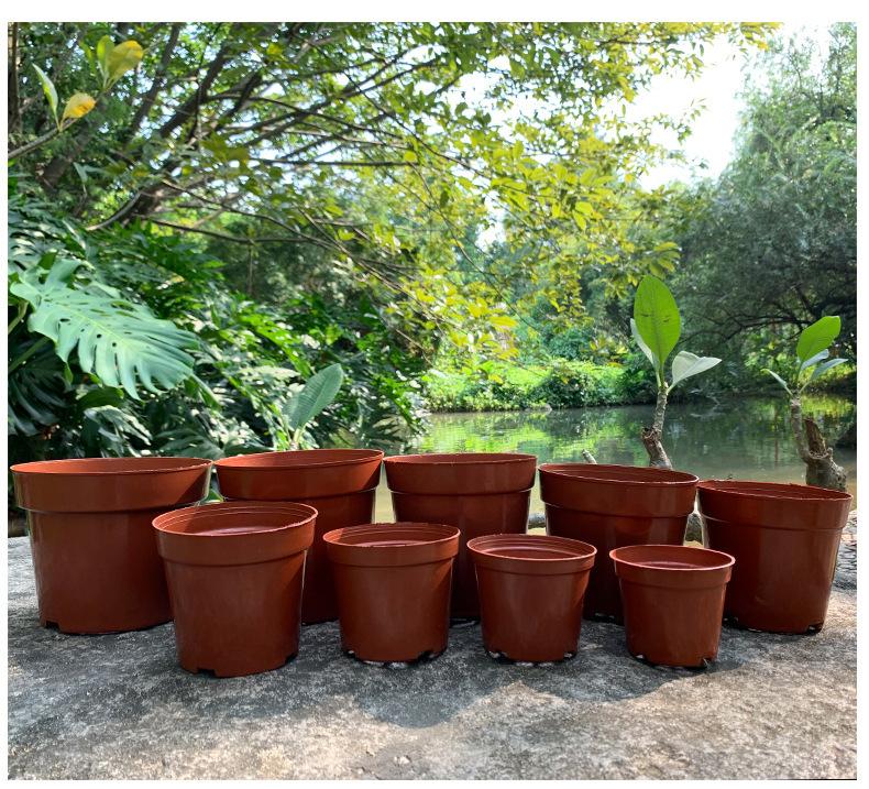 A Type Light Weight Cheap Plant Nursery Flower Pota