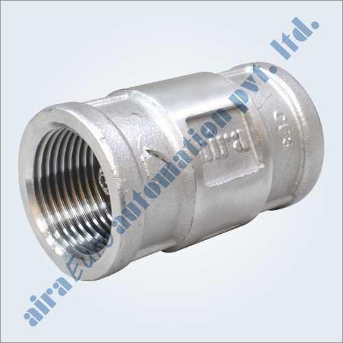 High Pressure Non Return Valve Application: Water / Oil / Gas / Air