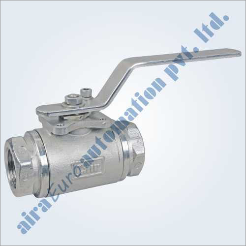 3 Piece Design High Pressure 3000 Wog Ball Valve