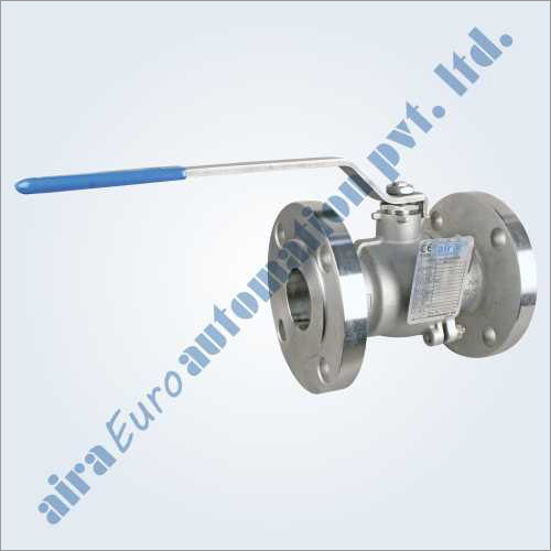 2 Piece Design Ball Valve