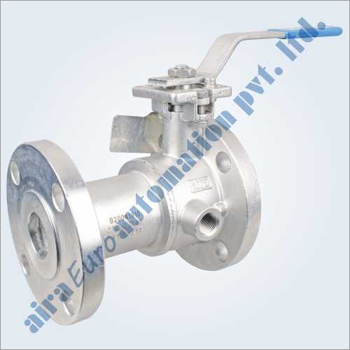 Jacketed Floating Ball Valve