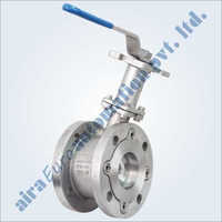 2 Piece Design Flush Bottom Floating Ball Valve