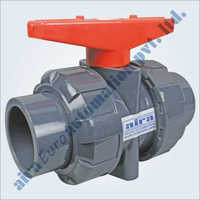 Upvc 2 Way Ball Valve