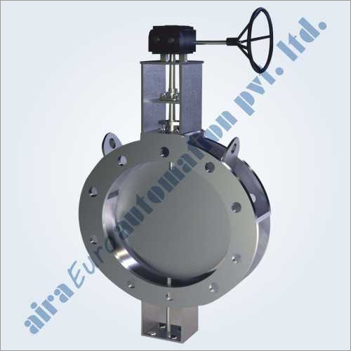 Double Flange Fabricated Damper Valve