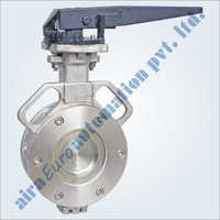 Double Eccentric High Performance Butterfly Valve