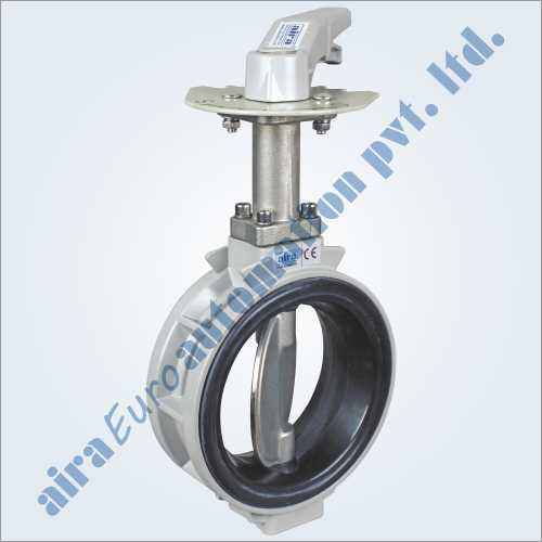 Manual Aluminum Butterfly Valve