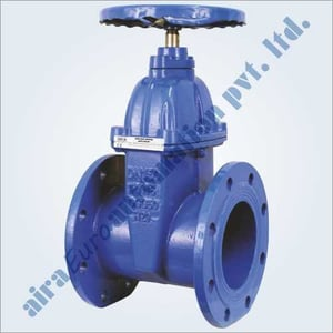 Hand Wheel Operated Resilient Seated Gate Valve