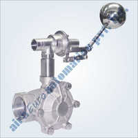 Full Flow Type Float Valve