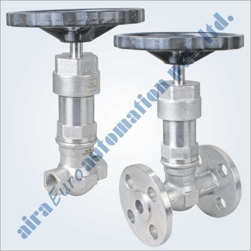 Globe Type On - Off Control Valve