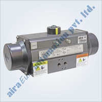 Single Acting Pneumatic Rotary Rack & Pinion Actuator